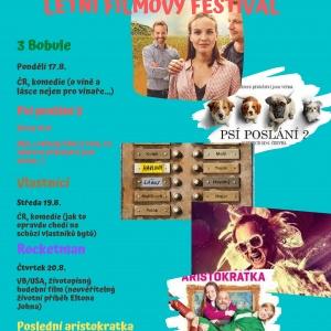 Letní filmový festival 2020