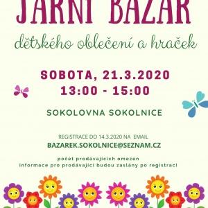 Jarní bazar