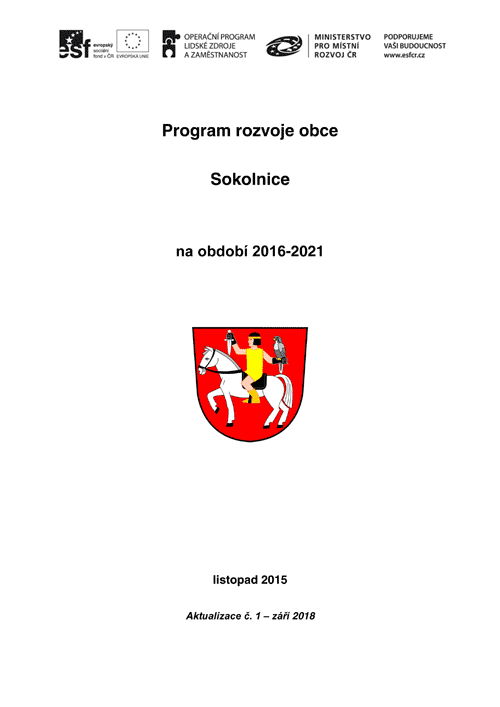 Program rozvoje obce
