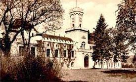Zámek vroce 1939