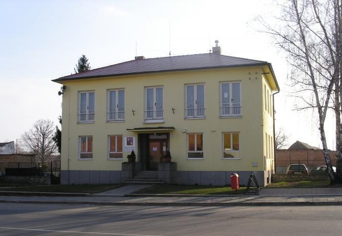 Foto obecního úřadu.